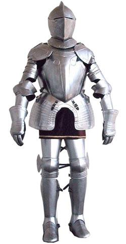 Medieval Knight Suit of Armor